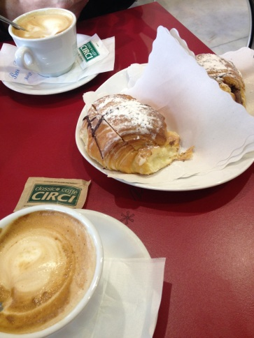 Tipical colazione